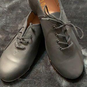 Bloch Dance tap jazz shoes size 9 black